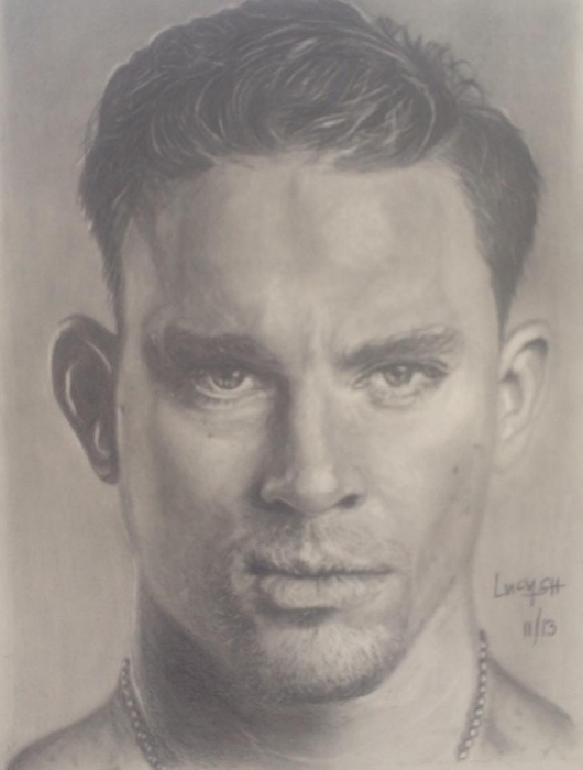 Channing Tatum by lucysh